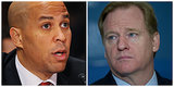 Cory Booker: Revoke NFL's Nonprofit Status, Give The Funds To Domestic Abuse Prevention