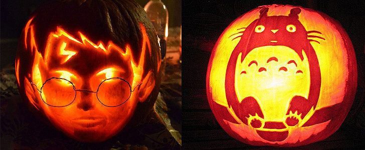 14 Geeky Pumpkins Your Neighbors Will Be Jealous Of