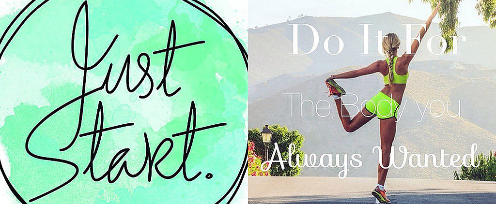 33 Instagram Quotes to Get You Moving