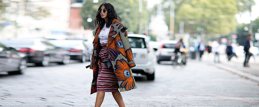 See the First Street Style Snaps From Milan Fashion Week