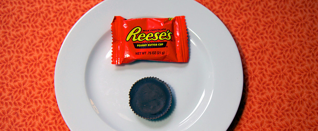 Snickers, Reese's, or M&Ms! Find Out What 100 Calories Really Looks Like
