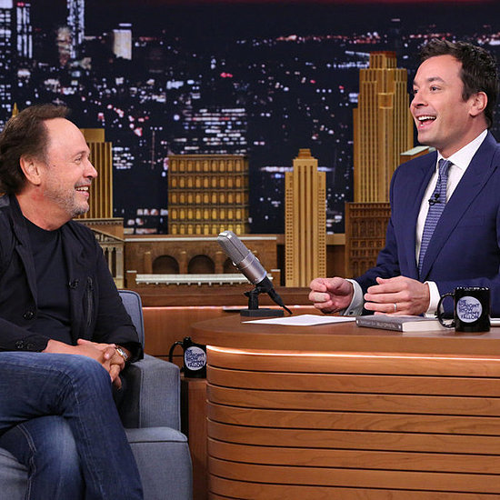 Jimmy Fallon and Billy Crystal Share Sweet, Hilarious Robin Williams Stories