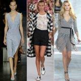 Gingham Style: Tragt schon jetzt den größten Trend des Frühjahrs