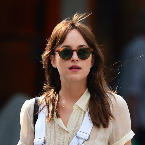 Dakota Johnson's 50th Shade of Hair Dye Is . . .