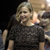 Jennifer Lawrence and Chris Martin at iHeartRadio | Pictures