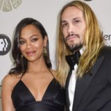 Pregnant Zoe Saldana Dancing With Marco Perego | Video