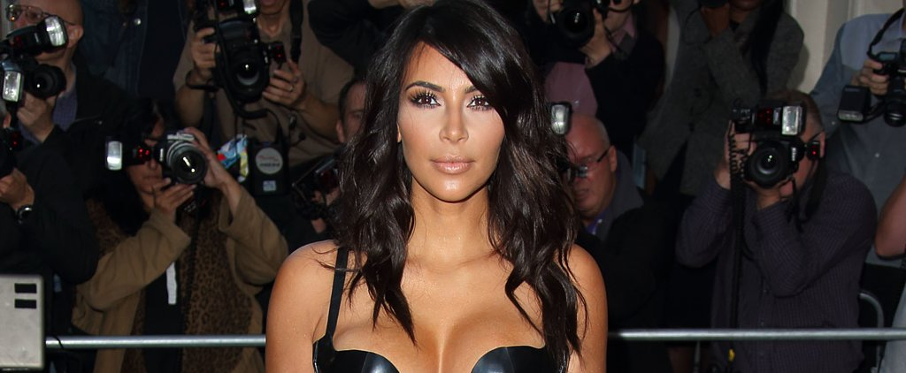 Kim Kardashian's Alleged Nude Pictures Leak