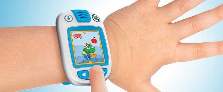 Will the LeapFrog LeapBand Get Kids Moving? We Took It For a Spin