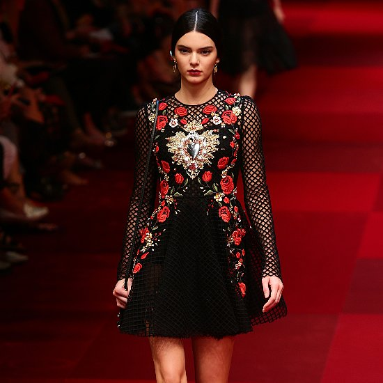 Dolce and Gabbana Spring 2015 Milan Fashion Week Show