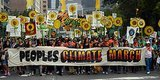 Hundreds Of Thousands Turn Out For People's Climate March In New York City