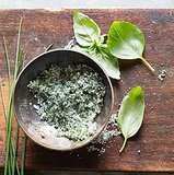 DIY This So-Fancy (But So-Easy) Herb Salt