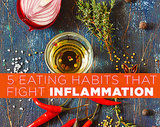 5 Eating Habits That Fight Inflammation