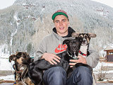 7 Months Later: Meet the Puppies Gus Kenworthy Rescued in Sochi