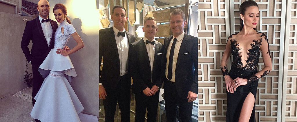You Have to See These 2014 Brownlow Medal Shots