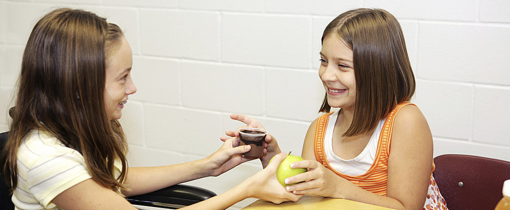 Should Sharing School Lunches Lead to Detention?