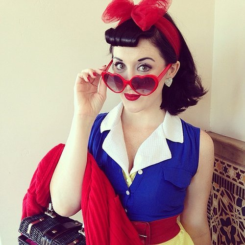 Snow White Halloween Costume Inspiration