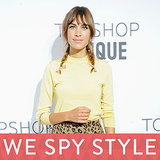 Alexa Chung's Pigtails | Video