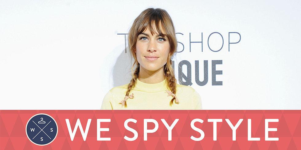 We Spy: Should Adults Wear Pigtails?