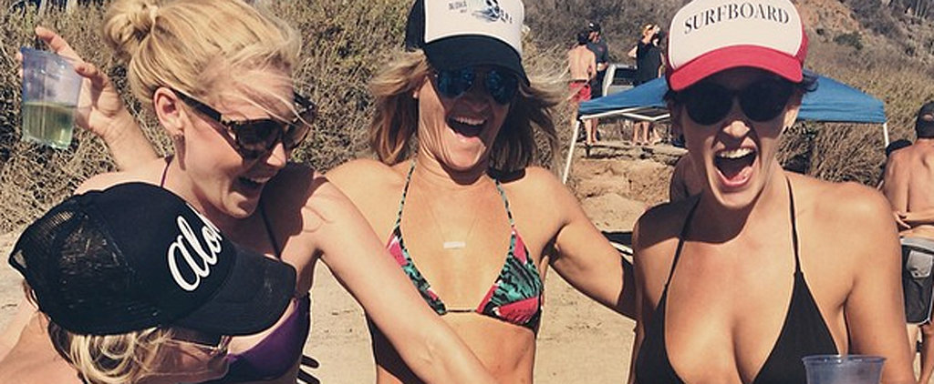 40+ Stars Who Flaunt Their Bikini Bodies on Social Media