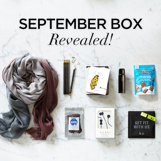 September POPSUGAR Must Have — Revealed!