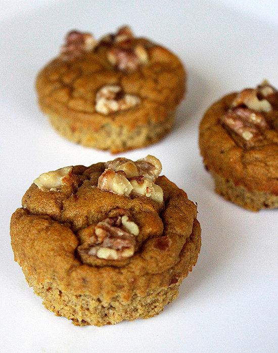 Paleo Pumpkin Pie Muffins