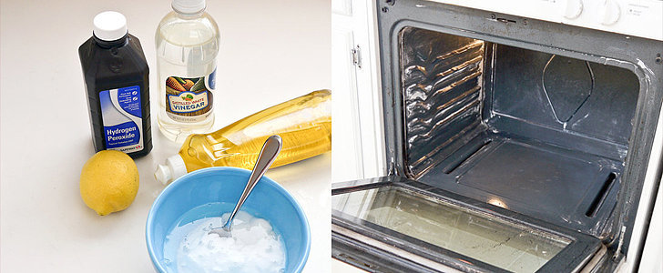 Natural Oven Cleaner For Baked-On Grime