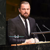Leonardo DiCaprio's Speech on Climate Change May Change Your Opinion of Him