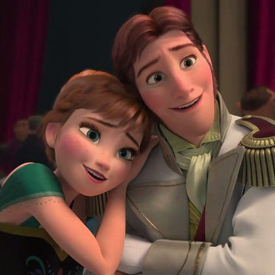 You Won't Be Able to Resist This Frozen Proposal