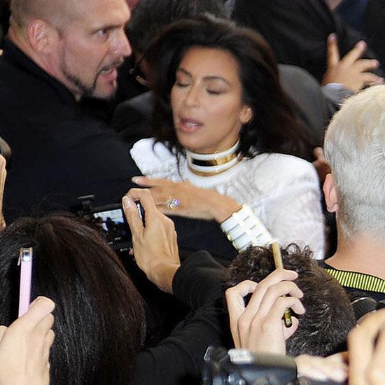 Kim Kardashian Attacked by Vitalii Sediuk | Photos