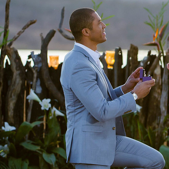 Blake Garvey Proposes on The Bachelor Australia 2014