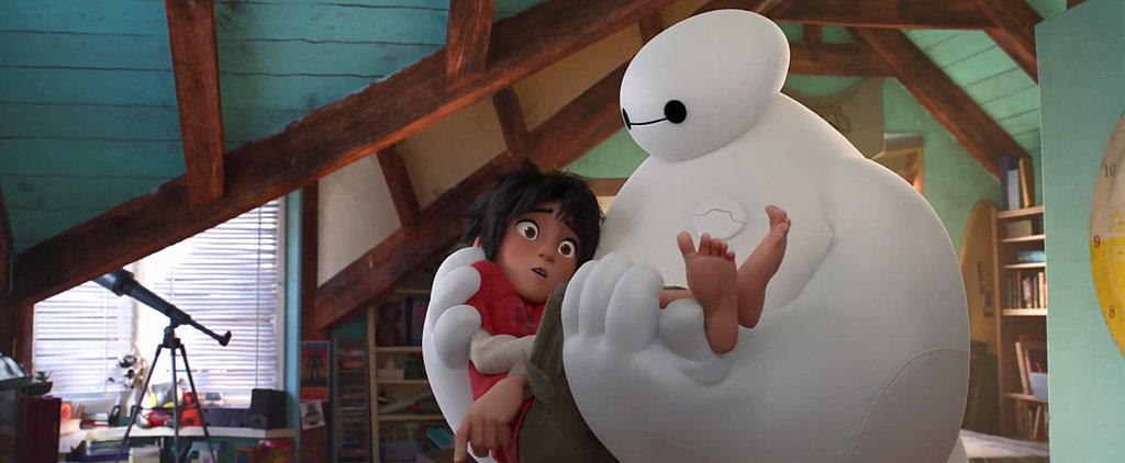 The New Trailer For Big Hero 6 Might Make You Forget About Frozen