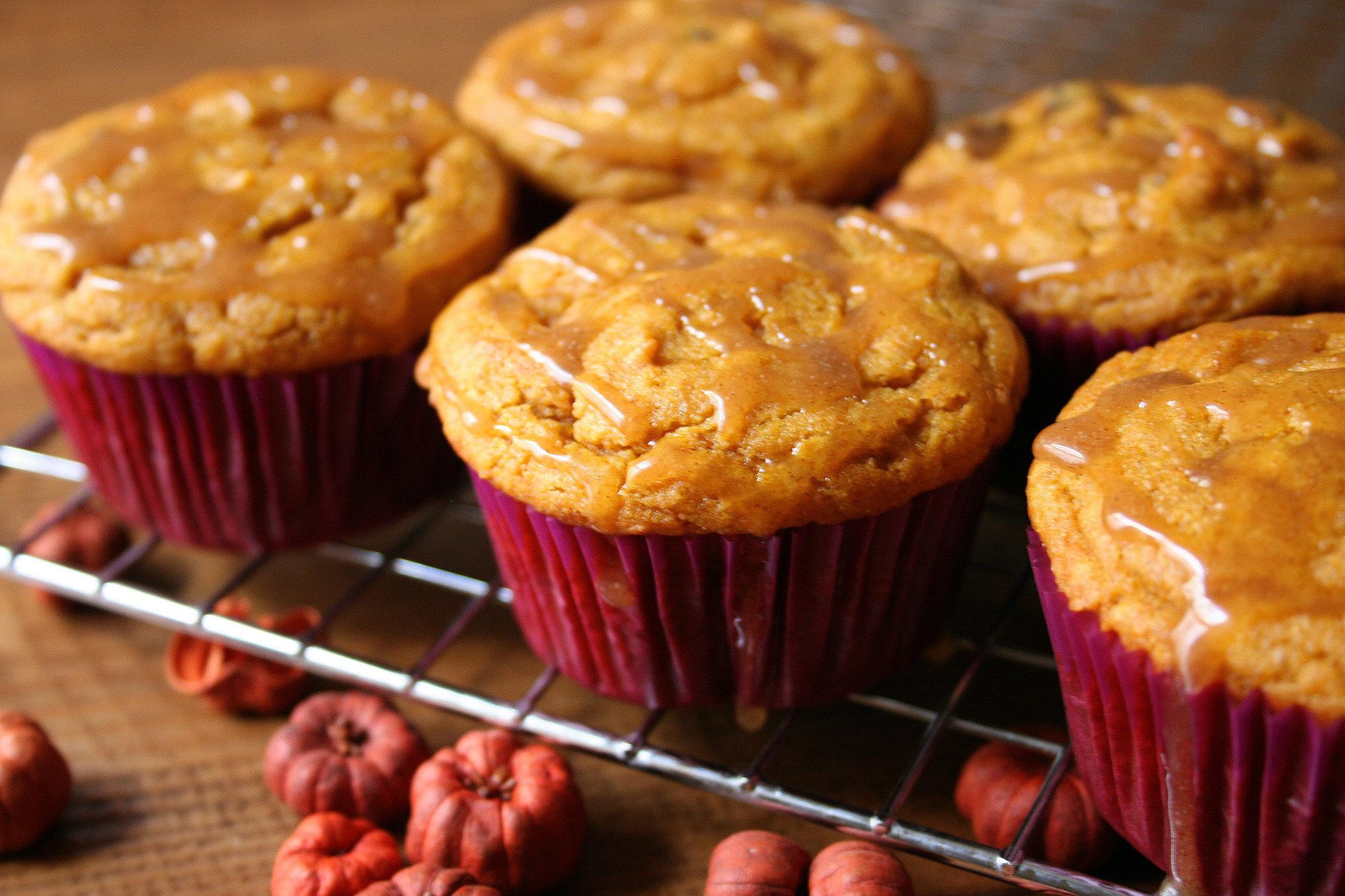 Gluten-Free, Dairy-Free Pumpkin Cupcakes | POPSUGAR Moms