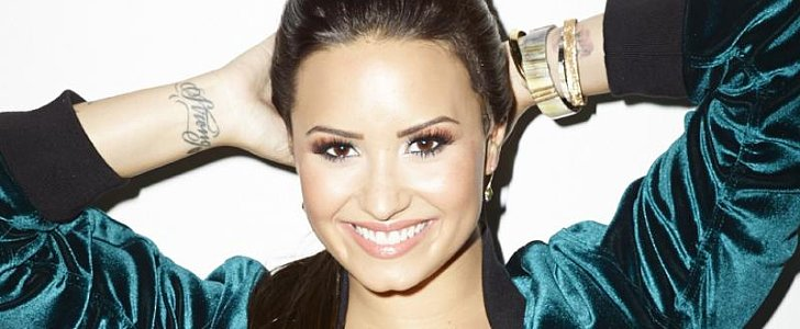Demi Lovato Is the New Face of NYC New York Color Cosmetics