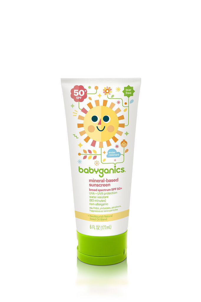 Drugstore Find: Babyganics Cover Up Baby On-the-Go Sunscreen Moisturizing Lotion SPF 50