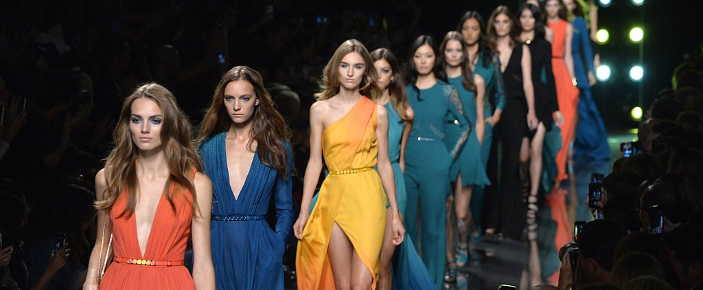 Elie Saab Takes Us on a Voyage Under the Sea For Spring 2015