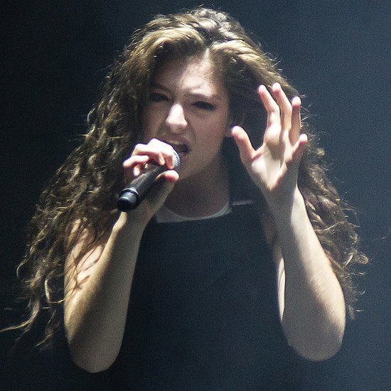 Lorde's Fierce Single For Mockingjay Is Now Available to Obsess Over