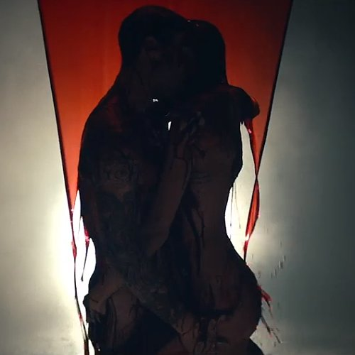"""Adam Levine and Behati Prinsloo Share a Blood-Covered Sex Scene in """"Animals"""""""