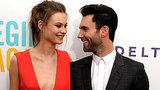 Adam Levine and Behati Prinsloo Are Creepy as Hell in Maroon 5's 'Animals' Video