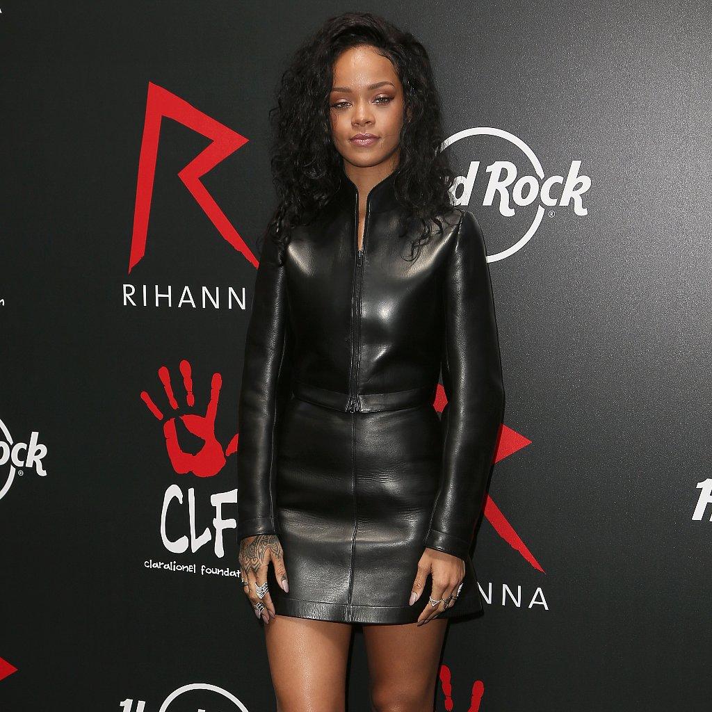 Rihanna Bond Girl 24 Role Popsugar Fashion