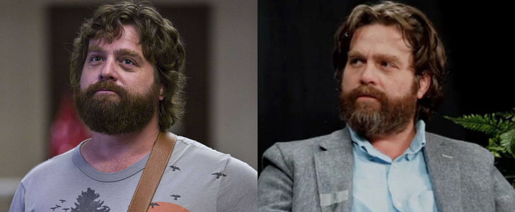 24 Zach Galifianakis Moments That Make You Laugh Every Time