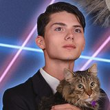 Not Only Is the Cat Yearbook Photo a Thing -- Now the School Principal Is In on It