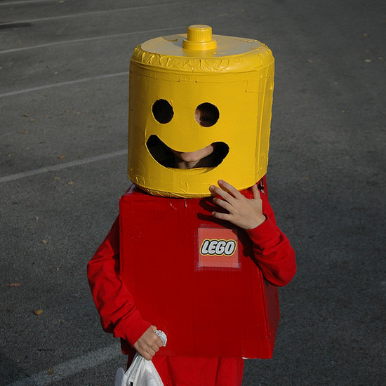 Lego Costumes For Kids