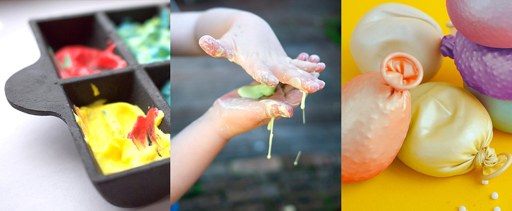 Recipes For Play Helps Kids Create a Beautiful Mess