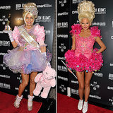 Celebrities Wearing the Same Halloween Costumes