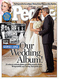Amal Alamuddin in the spotlight after marrying George Clooney