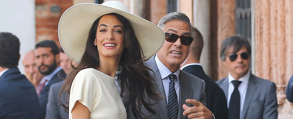 Thanks, George, For Introducing Us to Amal Alamuddin