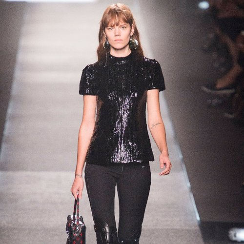 Hop on the Louis Vuitton spaceship and travel through time and space