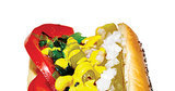 Introducing Emmett's No-Ketchup-Allowed Chicago Dog