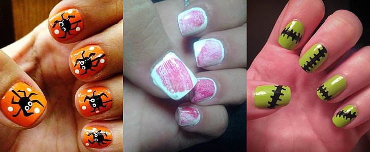 26 Spooky Halloween Nail Art Designs You Haven't Seen Yet