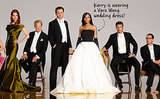 Kerry Washington's Wearing a Vera Wang Wedding Dress in 'Scandal's Season Four Cast Photo!